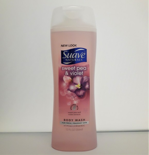 Suave Sweet Pea & Violet Body Wash