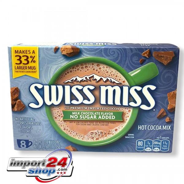 Swiss Miss Milk Chocolate No Sugar Added