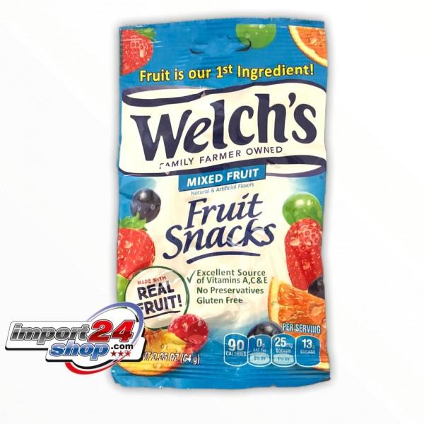Welchs Fruit Snack Mixed Fruit