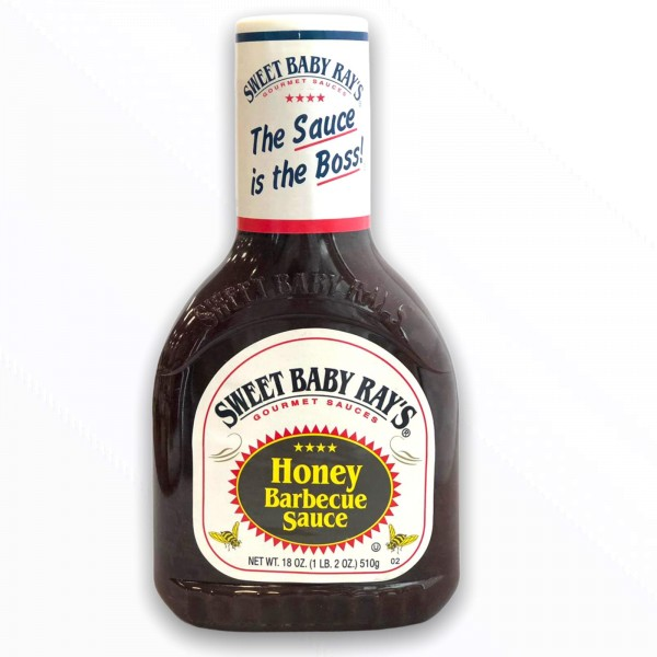 Sweet Baby Ray's BBQ Sauce - Honey (510 g.)