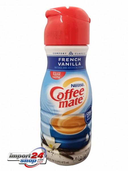 Coffeemate Liquid French Vanilla