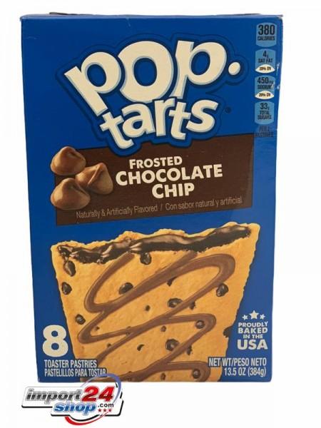 Kellogg's Pop Tarts Frosted Choc Chip