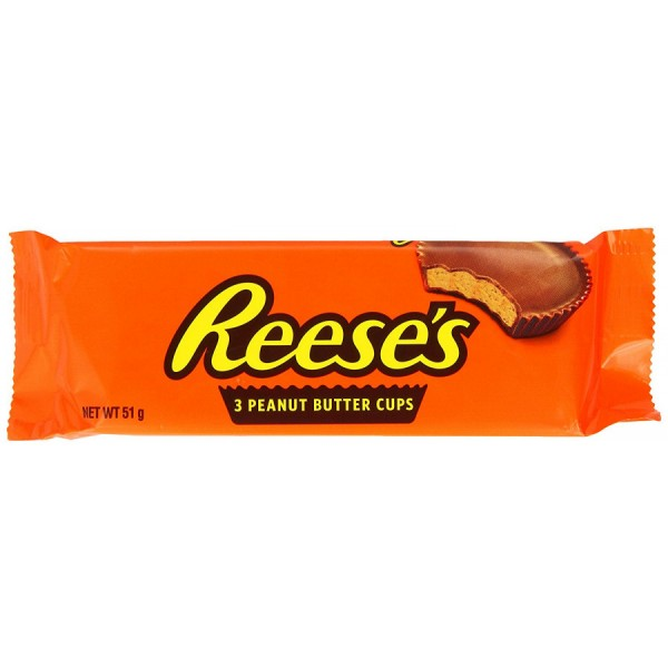 Hershey's Reese's Peanut Butter Cups 3er