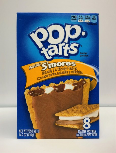 Kellogg's Pop Tarts Frosted S'mores