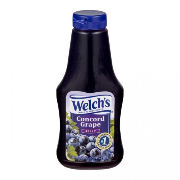 Welchs Grape Jelly Squeezable