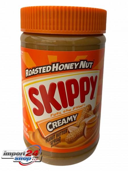 Skippy Honey Nut Creamy Peanutbutter