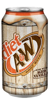 A&W Root Beer Diet (Dose)