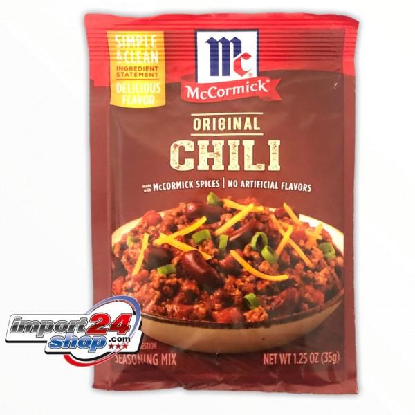 McCormick Orignial Chili Seasoning Mix