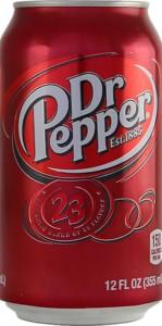 Dr Pepper (Dose) (355 ml.)