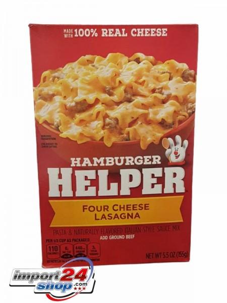 BC Hamburger Helper Four Cheese Lasagna