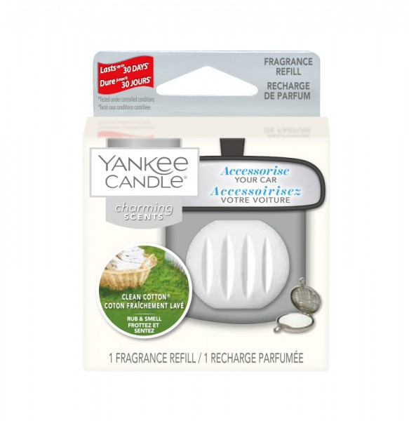 Yankee Candle Charming Scents Refill Clean Cotton®
