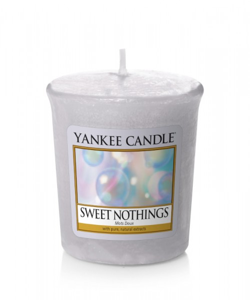 Yankee Candle Votive Sweet Nothings