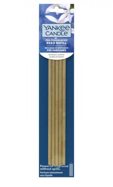 Yankee Candle Vorbeduftete Reeds Nachfüllpackung Midnight Jasmine