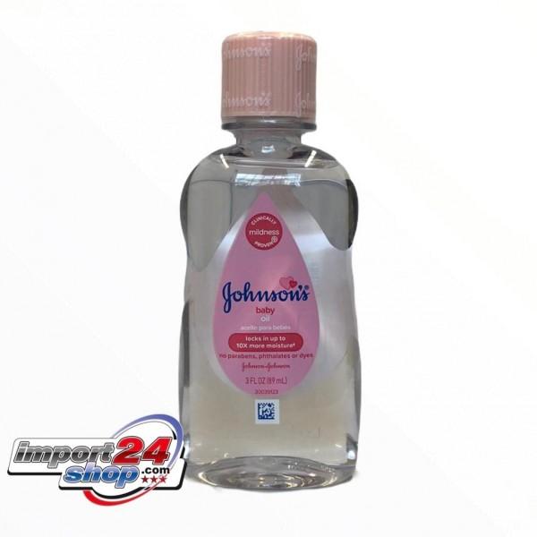 Johnson´s Baby Oil