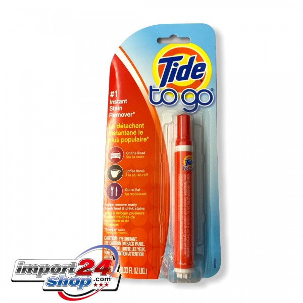Tide Instant Stain Remover to go