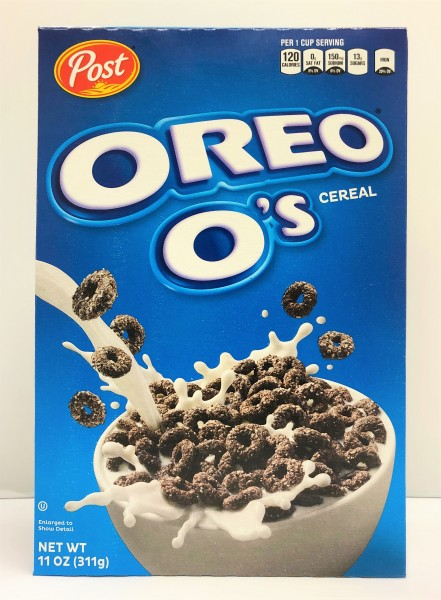 Post Oreo O´s Cereal 311g