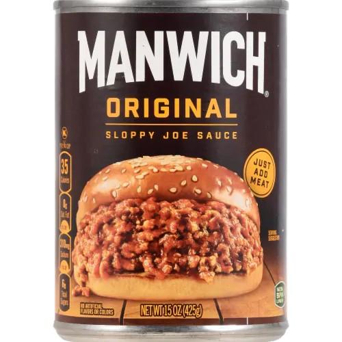 Hunts Manwich Original Sloppy Joe Sauce