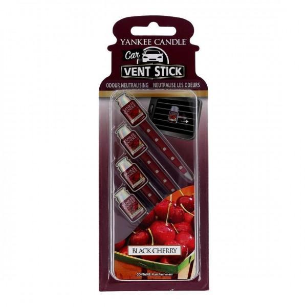 Yankee Candle Vent Sticks Black Cherry
