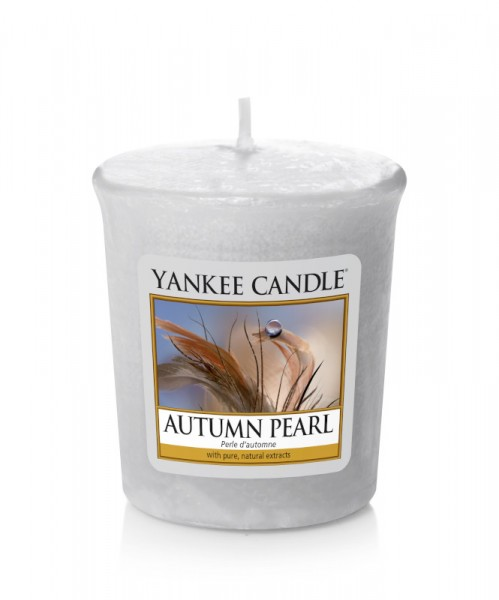 Yankee Candle Votive Autumn Pearl