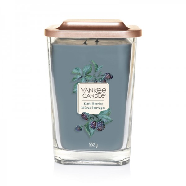 Yankee Candle Elevation Groß Dark Berries