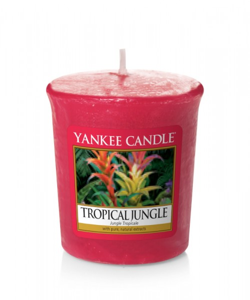 Yankee Candle Votive Tropical Jungle