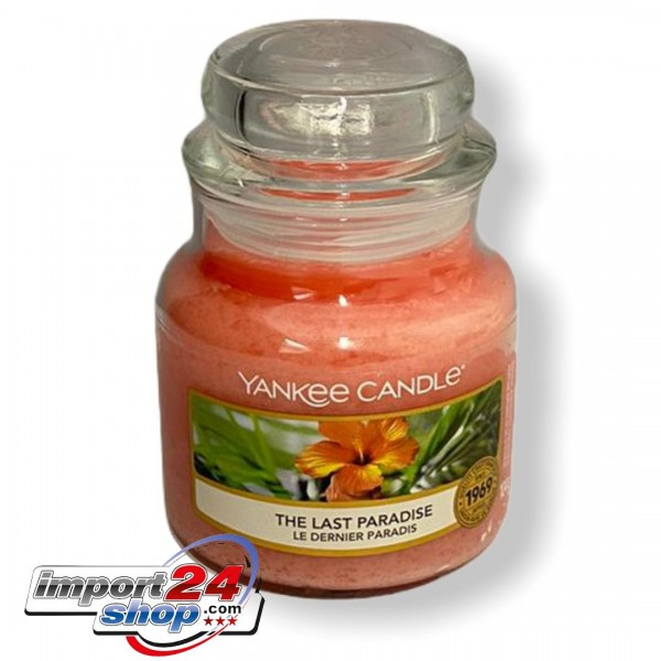 Yankee Candle Classic Kleines THE LAST PARADISE