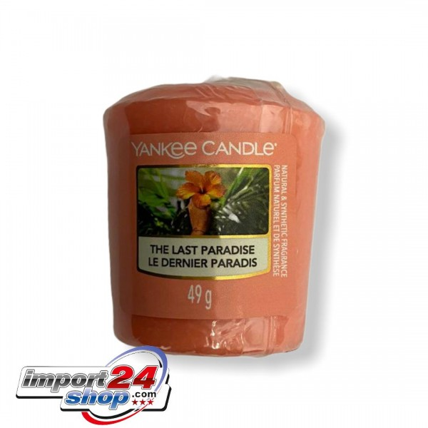 Yankee Candle Votive THE LAST PARADISE