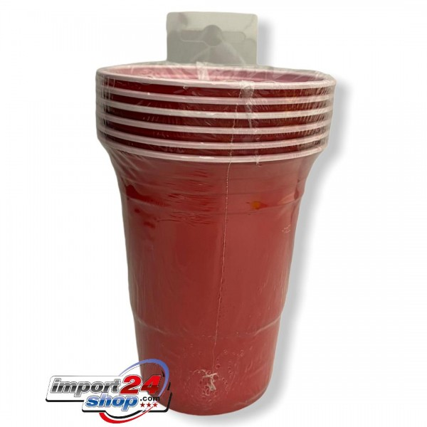 USA Red Cups 6 Stk.