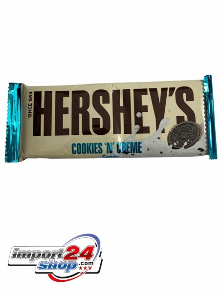 Hershey's Bar Cookies´n´Creme 43g