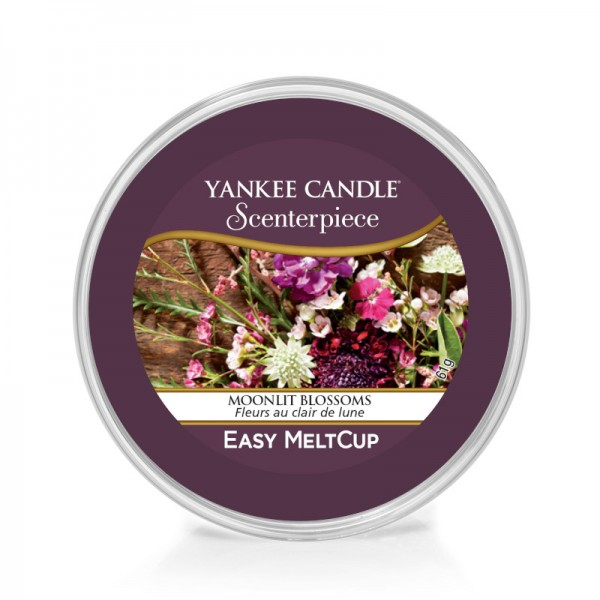 Yankee Candle Melt Cup Moonlit Blossoms