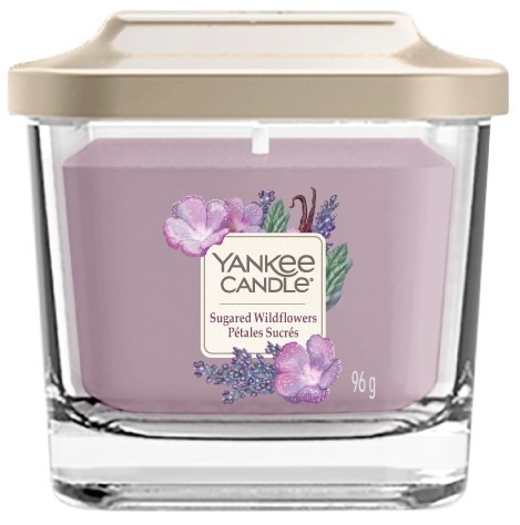 Yankee Candle Elevation Klein Sugared Wildflowers