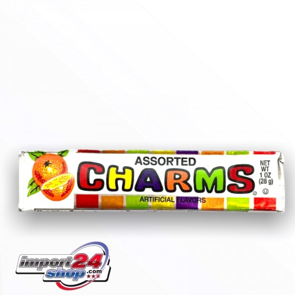 Assorted Charmes Fruit Candy