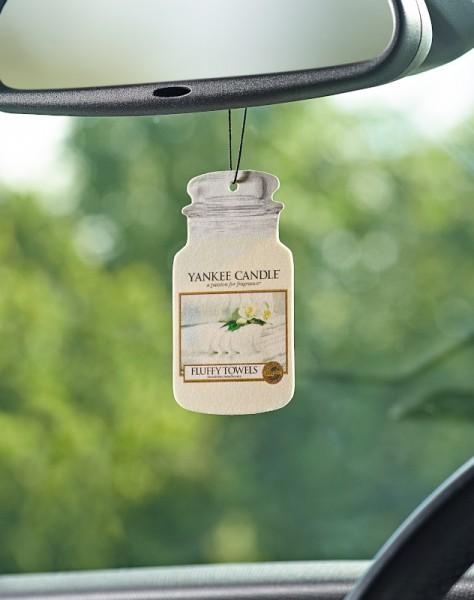 Yankee Candle Car Jar Fluffy Towels™