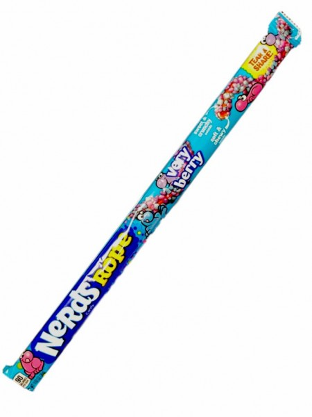 Wonka Nerds Rope Very Berry