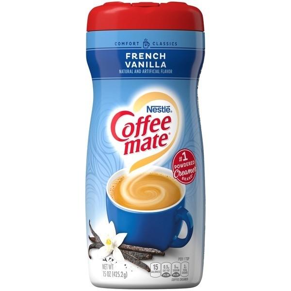 Nestle Coffeemate French Vanilla