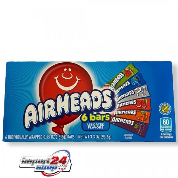 AirHeads 6 Bars