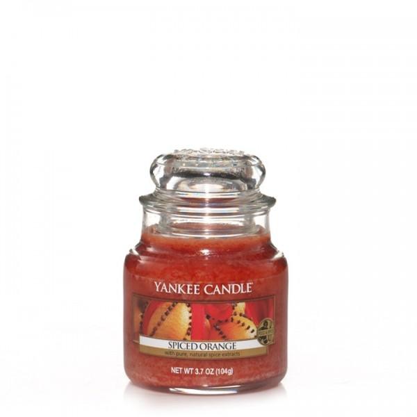 Yankee Candle Classic Kleines Glas Spiced Orange