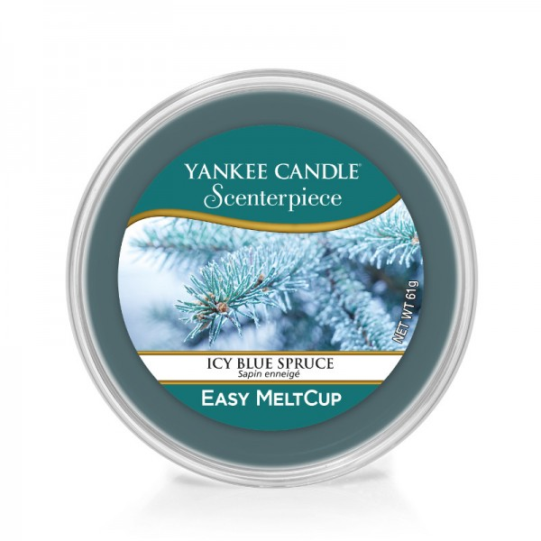 Yankee Candle Melt Cup Icy Blue Spruce