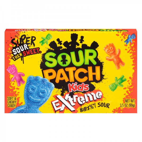 Sour Patch Kids Extreme Theaterbox