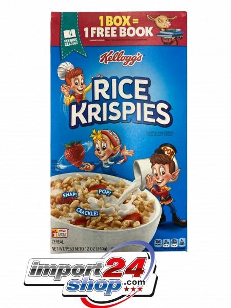 Kellogg´s Rice Kispies