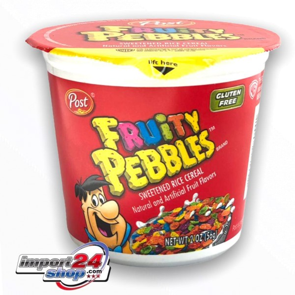 Fruity Pebbles Cup