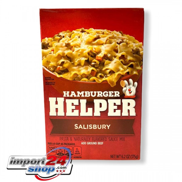BC Hamburger Helper Salisbury
