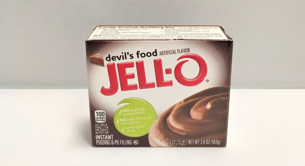 Jell-O Instant Pudding Devil Food