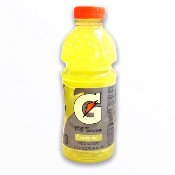 Gatorade Lemon Lime (591 ml)