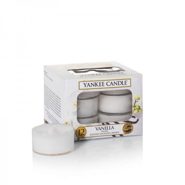 Yankee Candle Teelicht Vanilla