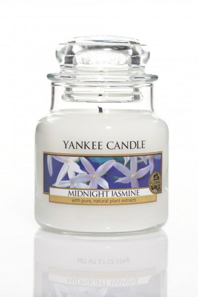 Yankee Candle Klassik Kleines Glas Midnight Jasmine