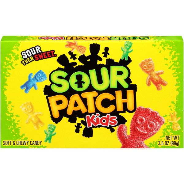 Sour Patch Kids Theaterbox