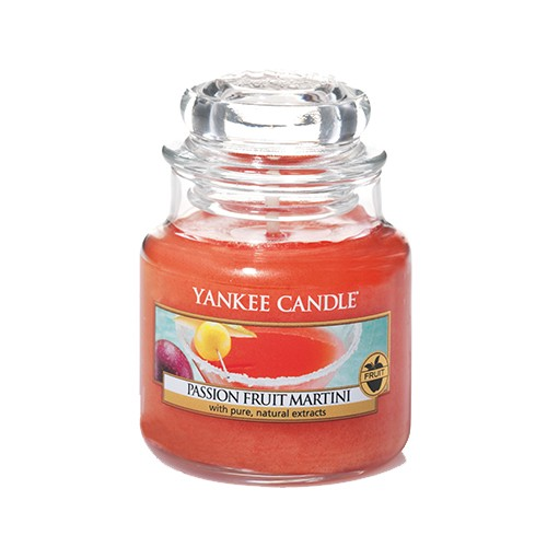 Yankee Candle Classic Kleines Glas Passionfruit Martini