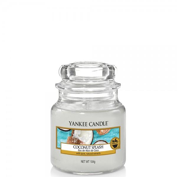 Yankee Candle Classic Kleines Glas Coconut Splash