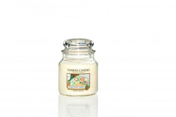 Yankee Candle klassik Mittleres Glas Christmas Cookie™